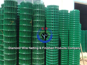 Factory Directly Sale Low Price Galvanized Welded Wire Mesh Fence panels