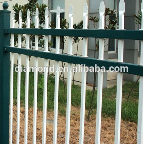 Wholesale cheap wrought iron fencing/used wrought iron fencing for sale