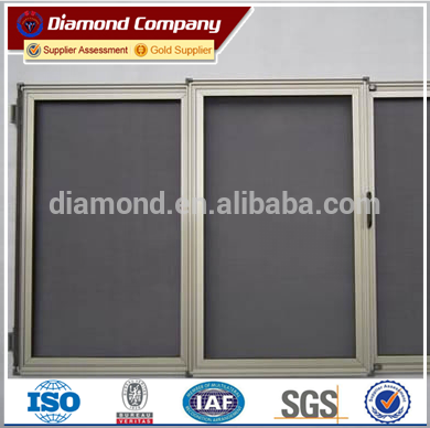 Professional Manufacturer Glavanized Steel Security Door Window Screen Wire Mesh From China