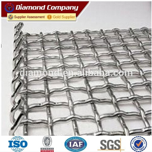 C45 screen mesh factory / woven wire screen mesh / mining sieving mesh manufacturer