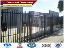 gates and steel fence design,galvanized steel fence