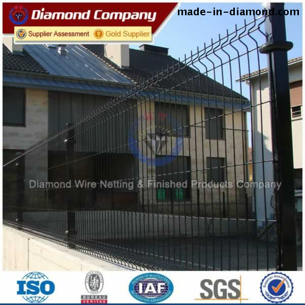 Welded Wire Fence