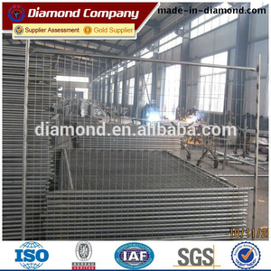 Welded Wire Temporary Fence