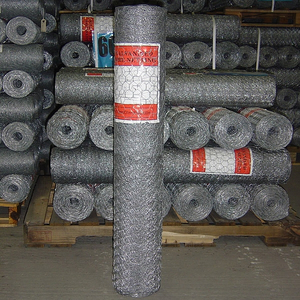 Excellent Design Low Carbon Steel Hexagonal Wire Netting For Animal Cage Price
