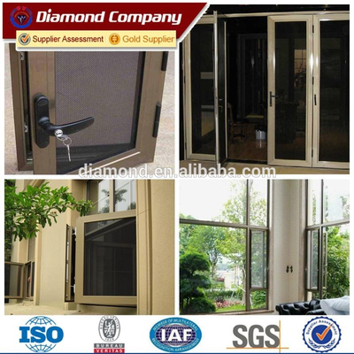 Manufacture and installation of anti-throw stainless steel woven security screen mesh