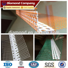 Fiberglass mesh for the corner protection system ,PVC corner bead with fiberglass mesh
