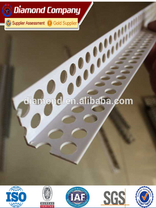 China perforated pvc drywall corner bead