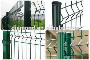 High Security Apartment Garden Fence /weld fence for long service time
