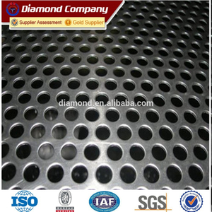 0.8mm round hole perforated mesh/Factory supply with best quality Stainless Steel perforted metal mesh