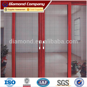 China Fatory Low Price 304 Stainless Steel Dust Proof Window Screen Wire Mesh