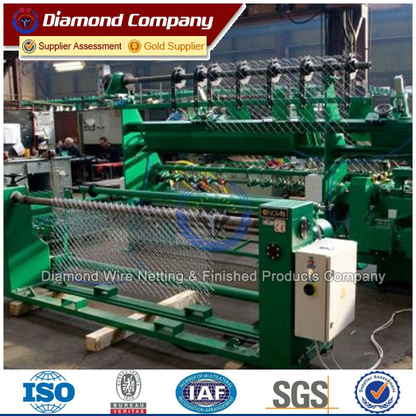 Full Automatic Crimped Wire Mesh Machine/Crimped Wire Mesh Machine