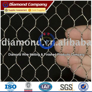 hexagonal wire mesh/chicken wire/hexgonal wire netting