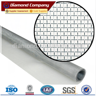 Magnetic Stainless Steel Security Window Screen Mesh