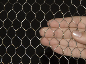 different types of wire mesh(hexagonal*welded mesh)