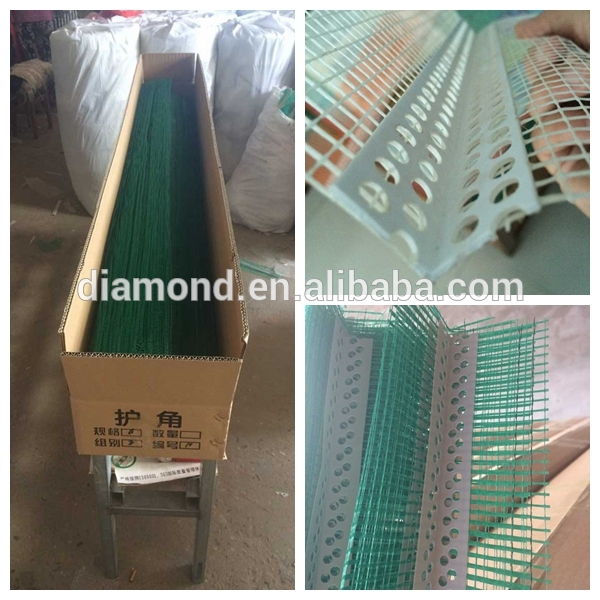 High quality drywall corner bead wire mesh