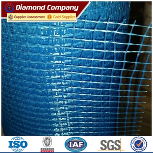 Fiberglass Mesh Used As Wall Waterproofing Material