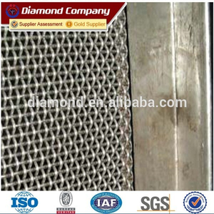 vibrating screen mesh / wire mesh screen price