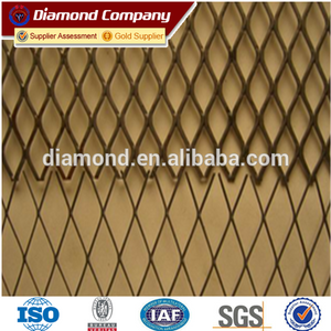 Wholesale stainless Steel flat expanded metal mesh / stainless steel flat expanded metal mesh