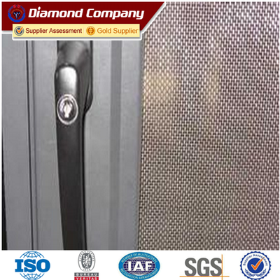 Stainless steel security anti-theft window screen price /304 stainless steel wire mesh window screen