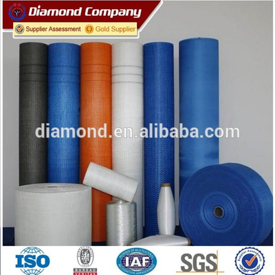 Low price 100g 130g 160g Fiberglass Wall Covering / fiberglass mesh for wall / construction