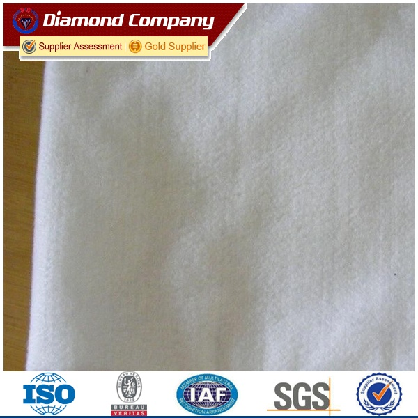 road construction non woven Geotextile fabric price (PP, PET