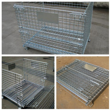 Design for warehouse portable steel storage cages