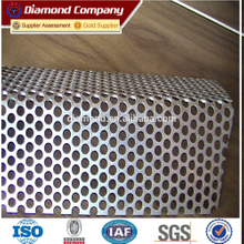 Hot sale mine sieving perforated sheet/ perforated metal mesh/screen