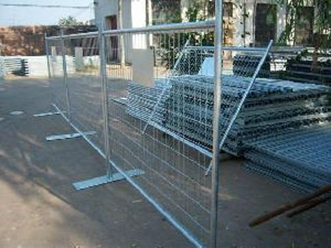 Temporary Fence/temporary construction fence/manufacturer