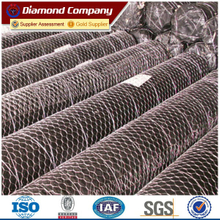 Hot dipped Galvanized Hexagonal Wire Mesh (factory)