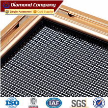 anti-theft window screen / stainless steel wire mesh window screen / round stainless steel screen