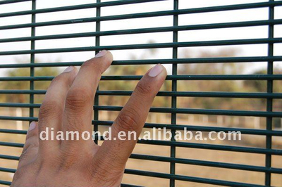 Hot Sale Galvanized 358 Secuity Fencing For Sale