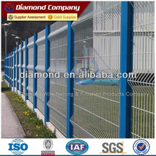 Metal Products Galvanized Anti-Climb High Secuity 358 Fencing Mesh Factory