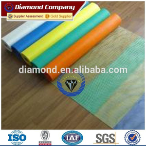 2015 sri lanka plastic window screen mesh /nylon windows screen mesh ISO BV certification