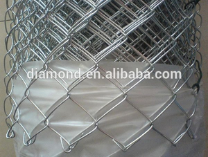Vinyl Coated Chain Link Fence,Green Plastic Chain Link Fence