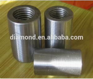 Steel Bar/Rebar Coulpler/Connector/Coupling/Bar joint