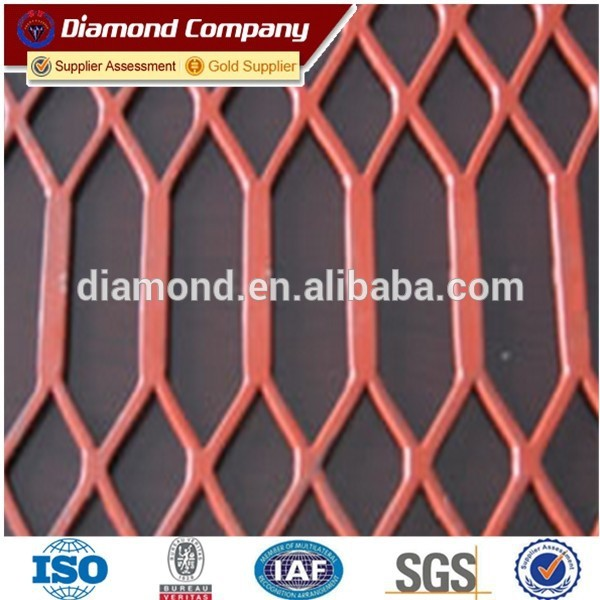 hot sale galvanized expanded metal mesh / Stainless steel expanded metal mesh