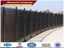 galvanized steel fence panels,metal fence panels,decorative fence panels