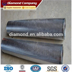 Manufacture Good Quality Galvanized And PVC Coated Wholesale Perforated Stainless Steel Mesh Price