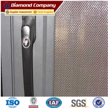 Window Screens Type and Stainless Steel Screen Netting Material Bullet proof wire mesh for Security Screen