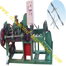 barbed iron wire machine with good quanlity