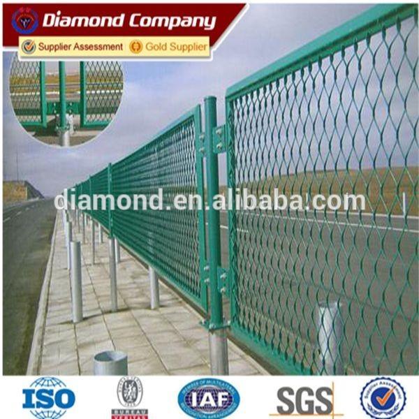 Expanded Metal Sheet/Expanded Metal Mesh ISO Factory/Hot sale galvanized expanded metal mesh
