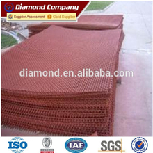high tensile rigid stainless screen mesh / cheap price stainless screen mesh with SGS CE certificate