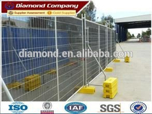 Welded Hot Dipped Galvanized Temporay Mesh Fence(Manufacturer in Anping China)